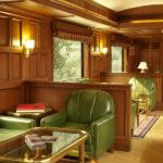 Maharaja Express Interior Images