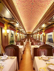 Maharaja Express Ticket Booking
