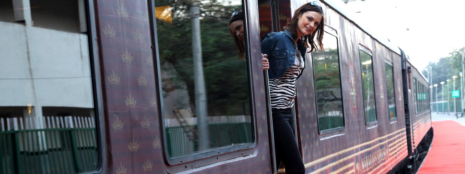 maharaja express train tour luxury train travel online ticket